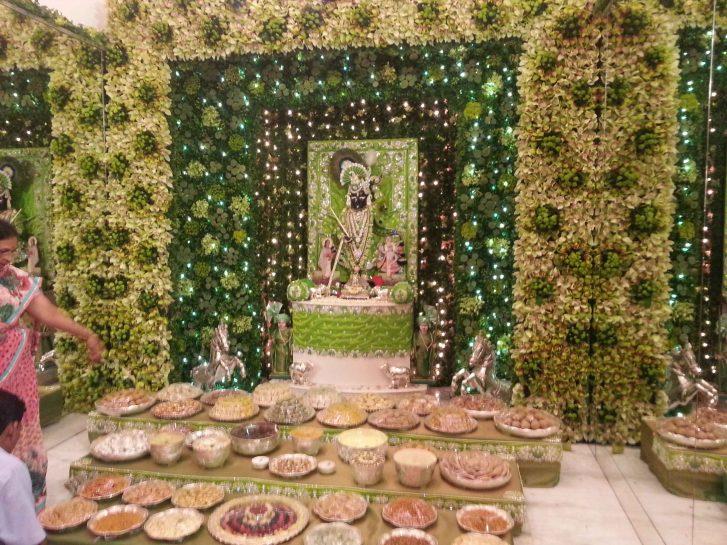 Ambani Patotsav – Ambani house floral decoration – Spree Designs