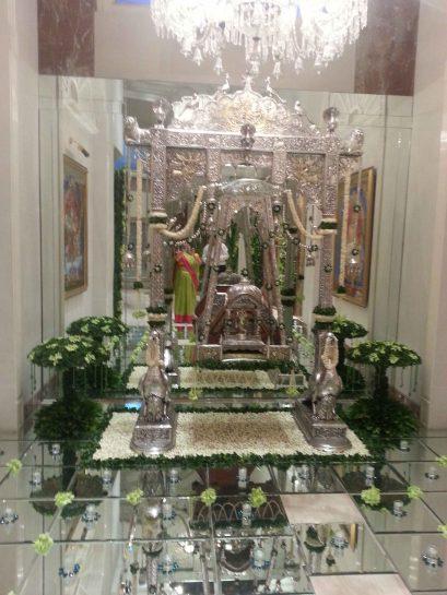 Ambani Patotsav – Ambani house decoration – Spree Designs