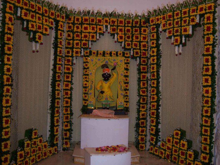 Ambani Patotsav – Ambani house Pooja room decoration – Spree Designs