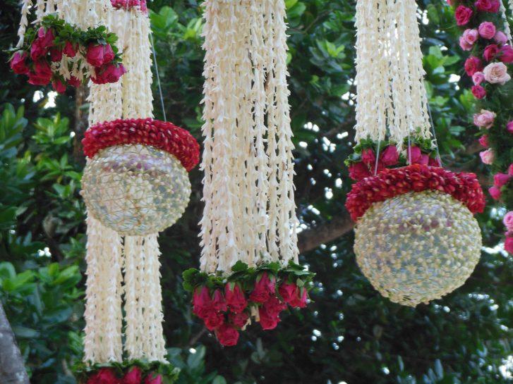 Chhajer Wedding decoration Goa – Spree Designs