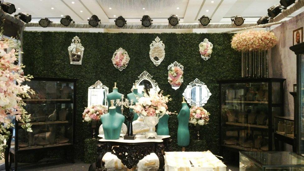 Floral Exhibition at Sahara star by spree designs – Spree Designs