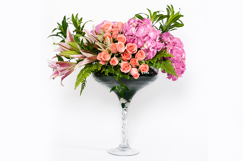 colourful Flower Bouquet - Spree Designs